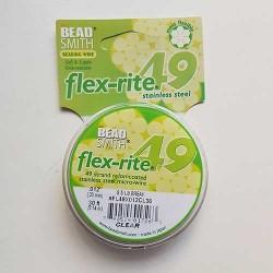 Flexrite 49 trådar, 0.012,...