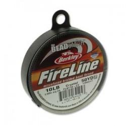 Fireline 10LB 50 YD Crystal...