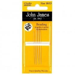 Pärlnålar 13, John James
