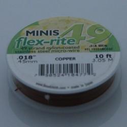 Flexrite 49 trådar 0.018,...