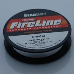 Fireline 6LB 50YD Crystal...