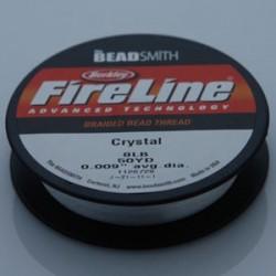 Fireline  8LB 50 YD Crystal...