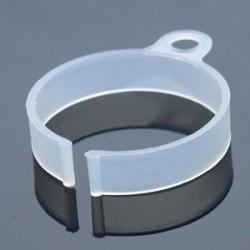 Wirehållare Spolklämma, 12mm