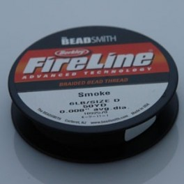 Fireline 6LB 50YD Smoke Grey